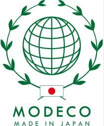 MODECO ロゴマーク