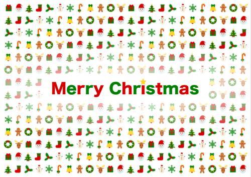 特別感を演出するクリスマスカードDM